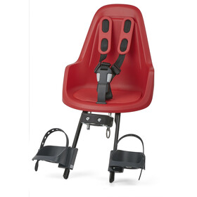 bobike One Mini Kinderzitje, strawberry red